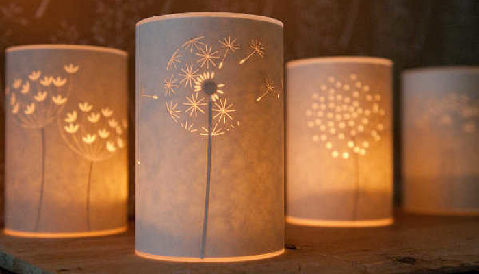 7 fabulosas ideas para decorar tu cuarto con im genes - Como decorar tulipas de lamparas ...