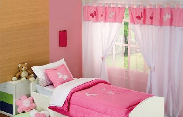 bellas cortinas para decorar tu cuarto