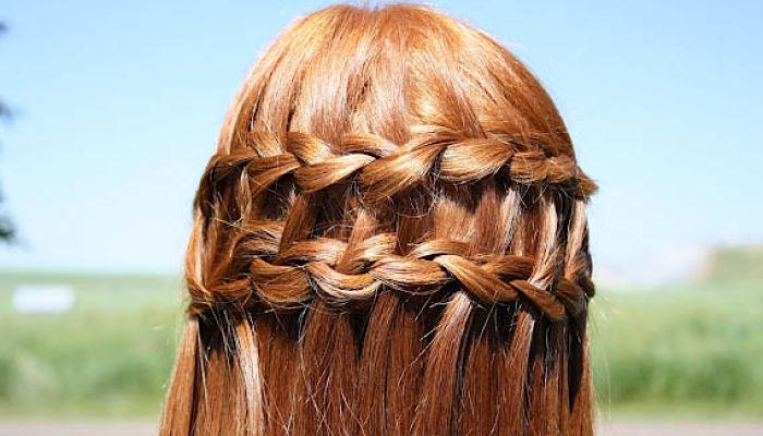 peinado doble cascada paso a paso