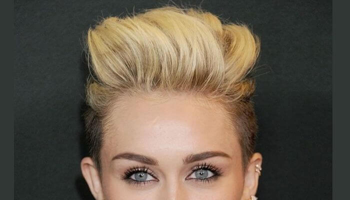 peinado undercut para mujeres