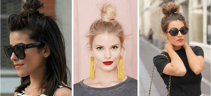 peinados de moda para mujeres