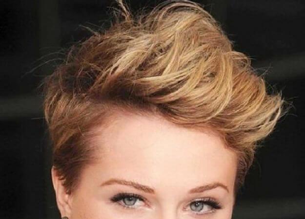 peinado pompador para mujeres