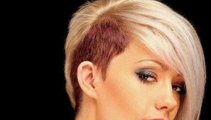 peinado de lado para mujeres