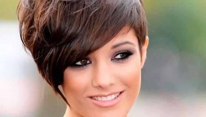peinado asimetrico para las mujeres