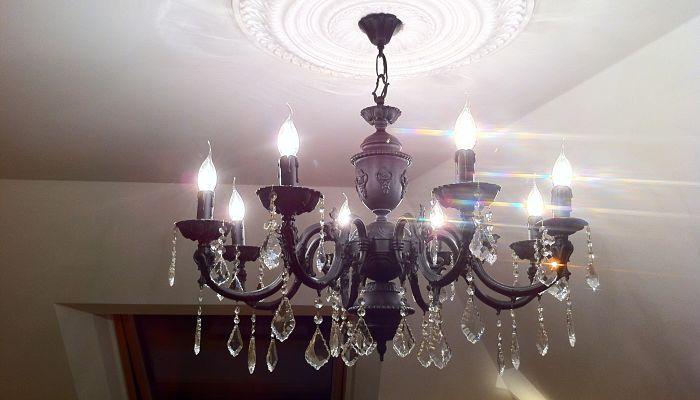 lamparas estilo vintage