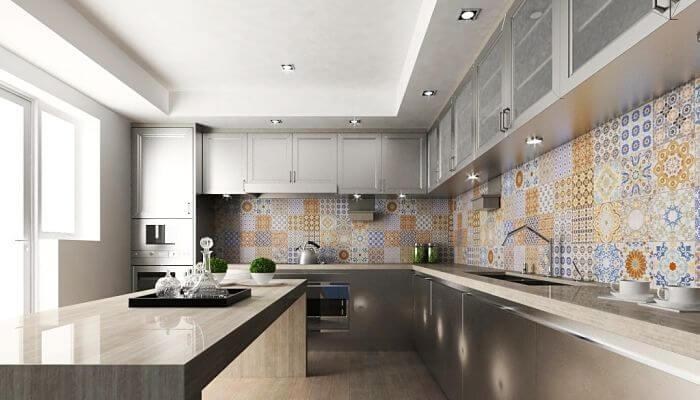 azulejo para la pared de tu cocina