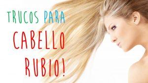 increíbles formas de aclarar el cabello