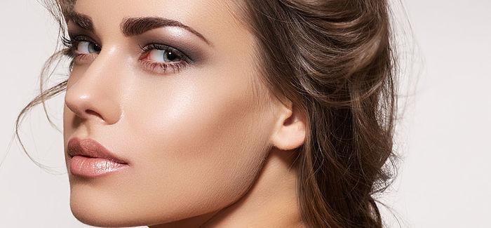 sombras y coloretes para maquillaje de piel grasa