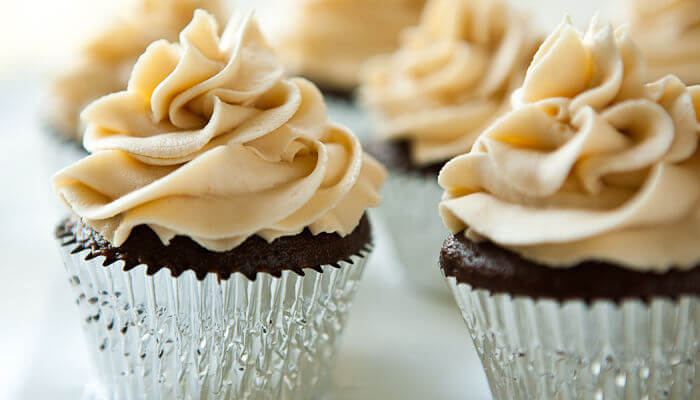 crema buttercream para cupcakes