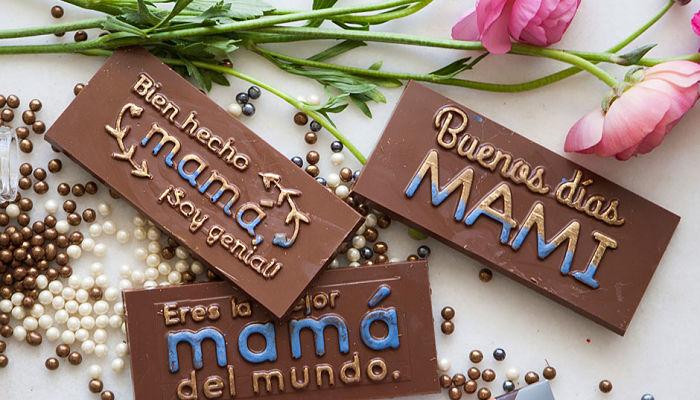 chocolates para dia de las madres