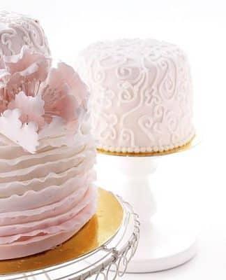 técnicas para decorar tortas