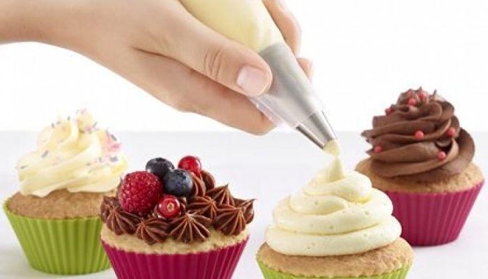 manga pastelera para decorar torta