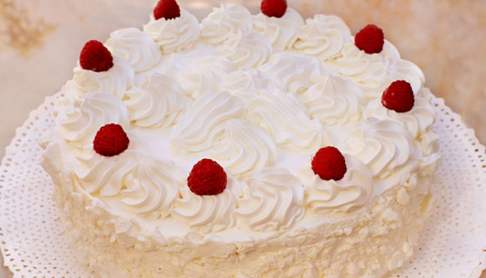 tecnica del merengue para decorar tortas