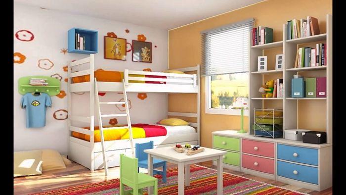 Decorar habitaciones infantiles con 4 ideas s per pr cticas - Decorar habitaciones infantiles ...