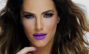 pintarte los labios