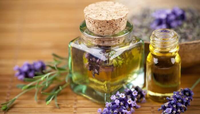 aceites naturales y vegetales para la piel