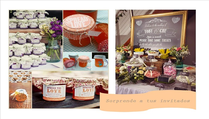 Los mejores regalos originales para los invitados de una boda - Regalo de bodas originales ...