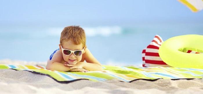 síntomas del cáncer de piel en niños
