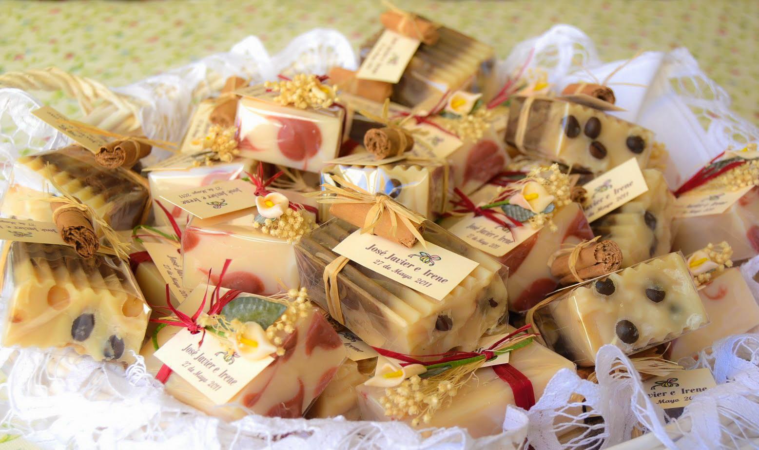4 originales regalos para los invitados de una boda - Regalos para los invitados ...