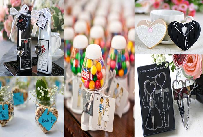ideas de recuerdos de boda