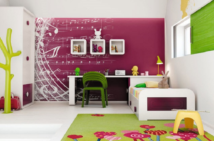 Como decorar mi cuarto mas de 8 ideas innovadoras y for Como decorar una pared grande