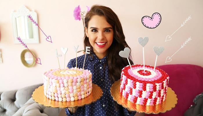como decorar una torta