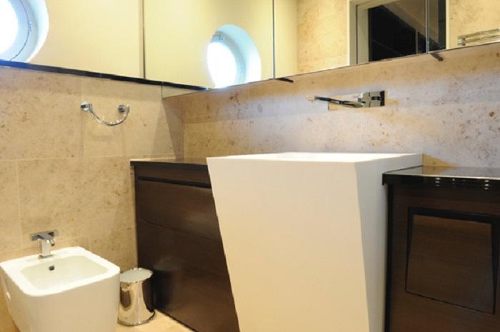 idea de decoración de cuartos de baño