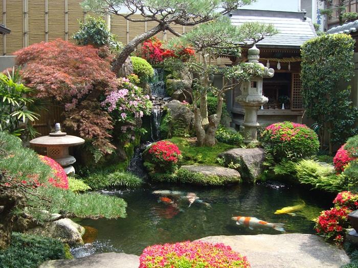 decoración de terrazas y jardines