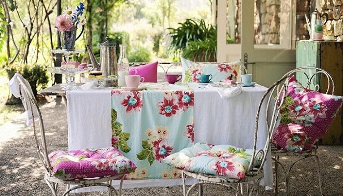 decoración de terrazas y jardines ingles