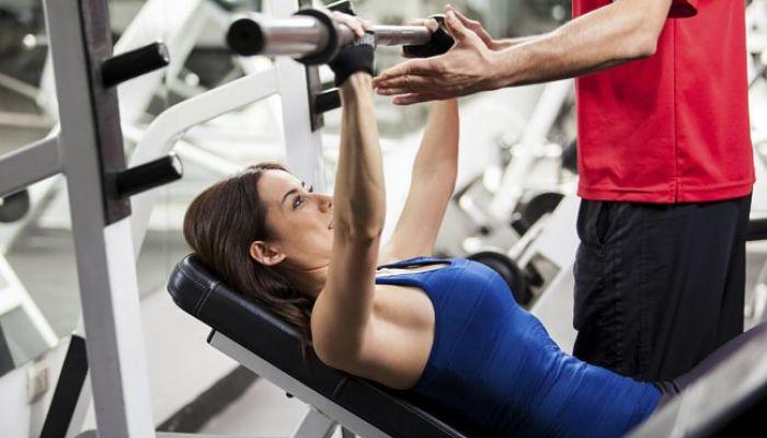 ejercicios para aumentar tus- senos