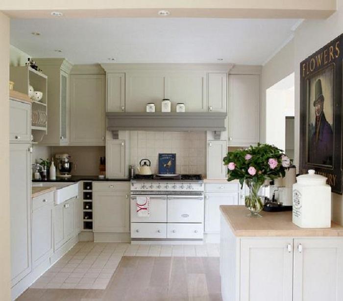 ideas para decorar la cocina pequeña