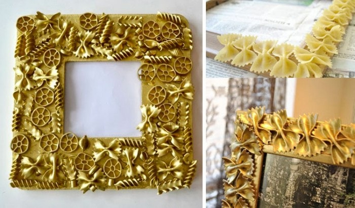 portaretratos bellas manualidades para decorar una casa