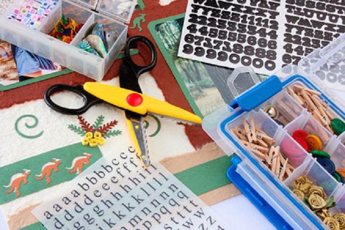 materiales para hacer manualidades para decorar una casa