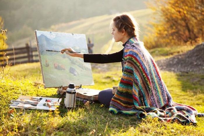 paisajes para pintar en óleo