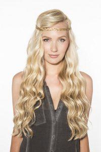 peinados de pelo largo