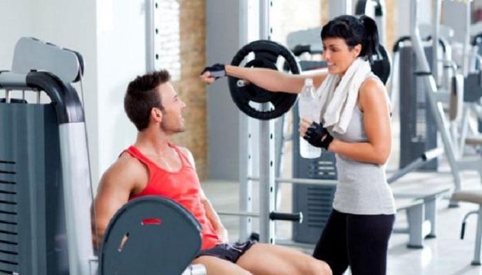 sitios de cita en el gym