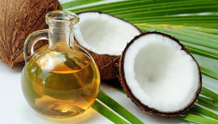 tratamiento casero para el cabello con coco