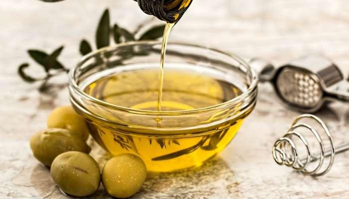 Aceite de oliva para el cuero cabelludo irritado