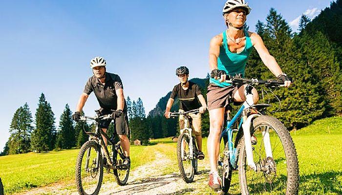 adelgaza las piernas con bicicleta