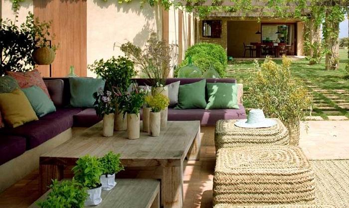 Como decorar una casa de campo de manera sencilla y economica - Como decorar una bodega en casa ...