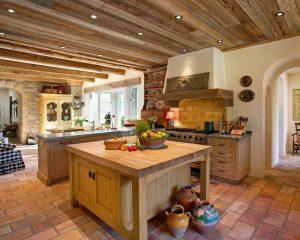 como decorar una casa de campo economicamente