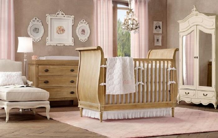 como decorar una habitación para bebe