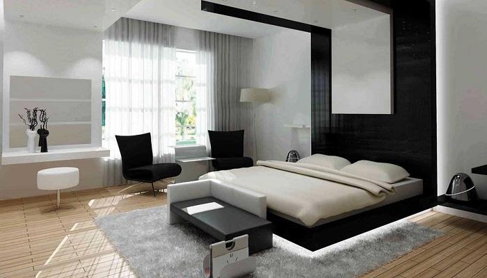 como decorar una habitación pequeña moderna