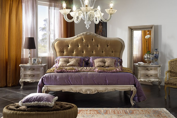 como decorar una habitación pequeña de estilo clásico