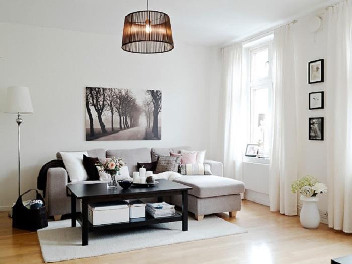 como decorar una sala con poco presupuesto