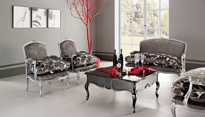 estilos de decoraciones para interiores estilo barroco