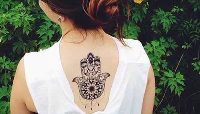 hamsa tatuajes
