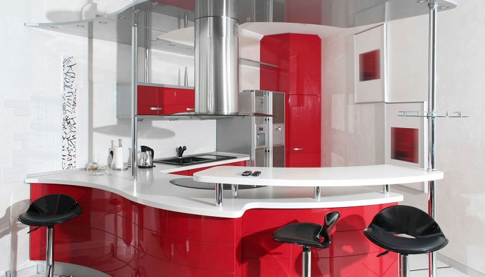 ideas de decoracin de cocinas modernas pequeas