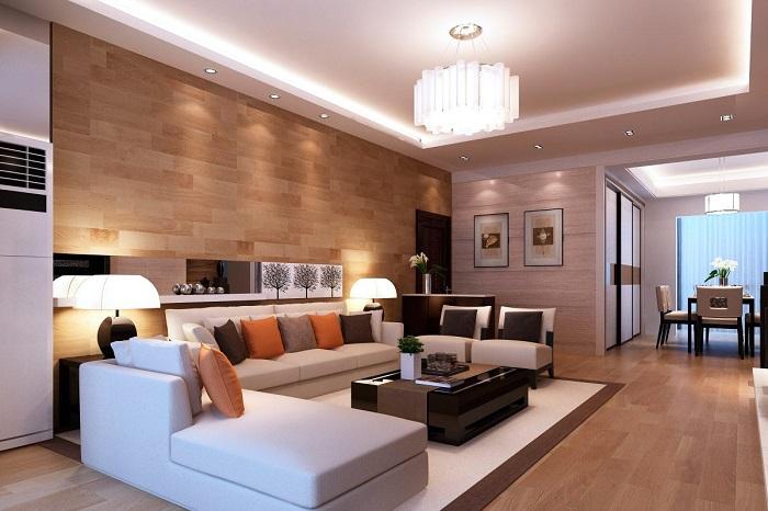 ideas de decoración para salones con muebles