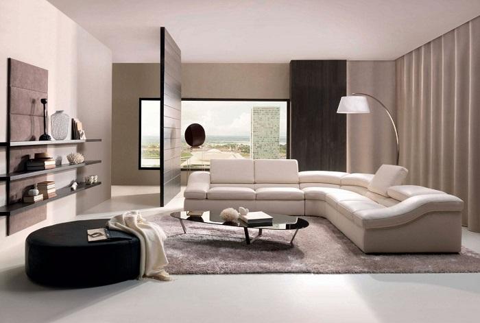 ideas de decoración para salones con sofás